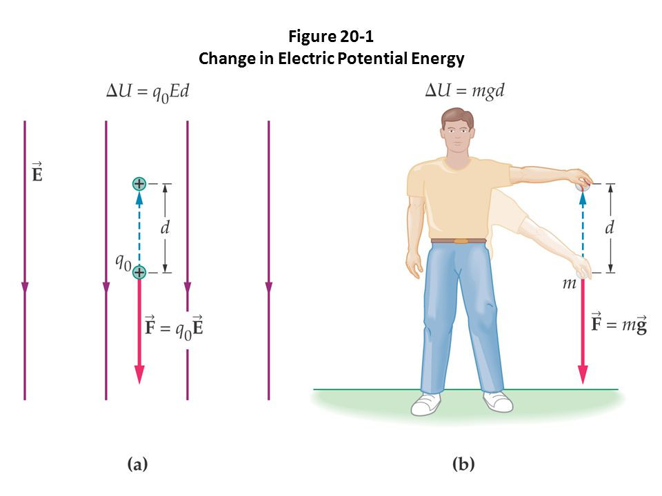 Figure 19-22cd Charging by Induction