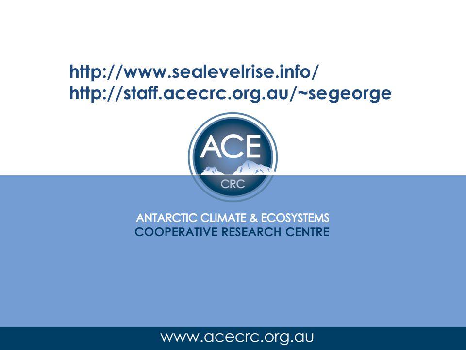 http://www.sealevelrise.info/ http://staff.acecrc.org.au/~segeorge