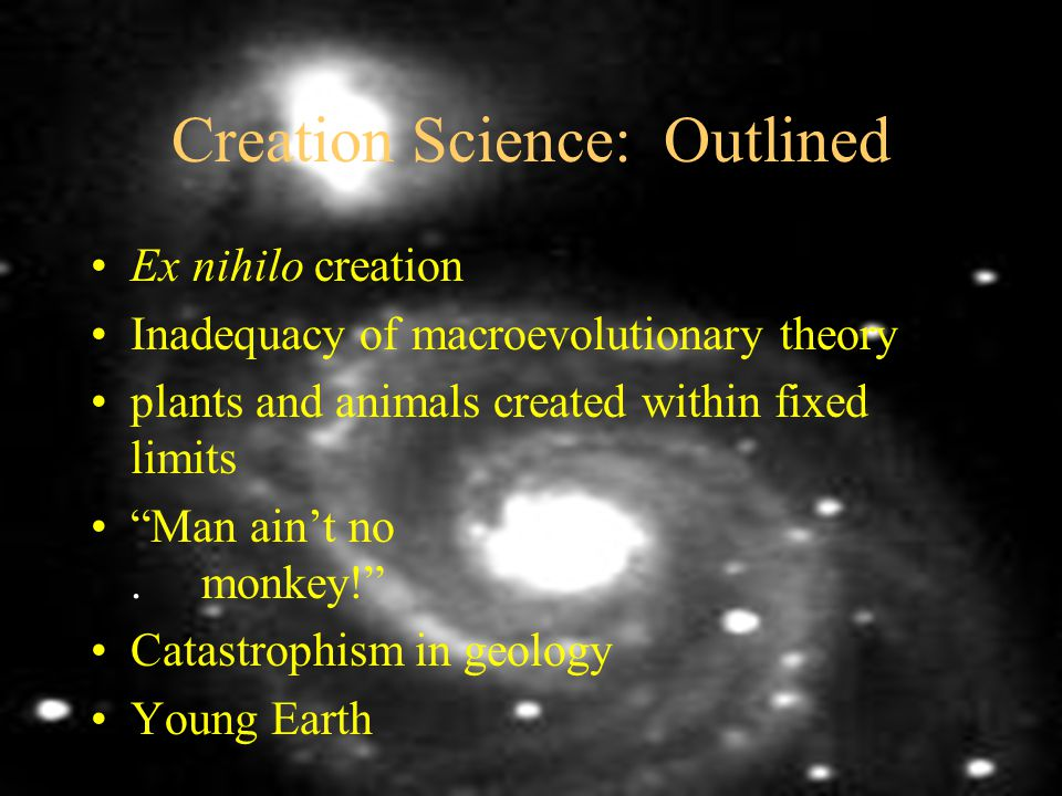 Science and Theology are Compatible Both disciplines speak about the origin of the cosmos, man and life in general.