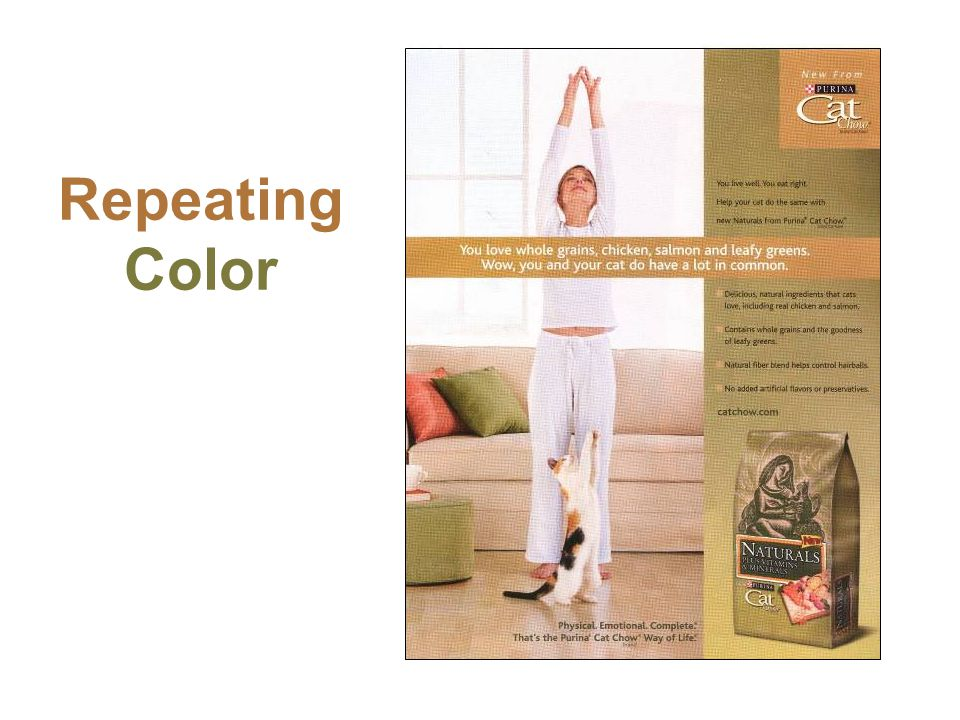 The Oprah Magazine, March 2007 Repeating Color