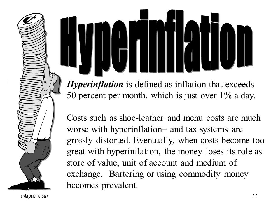 Chapter Four24 Unanticipated inflation is unfavorable because it arbitrarily redistributes wealth among individuals. For example, it hurts individuals