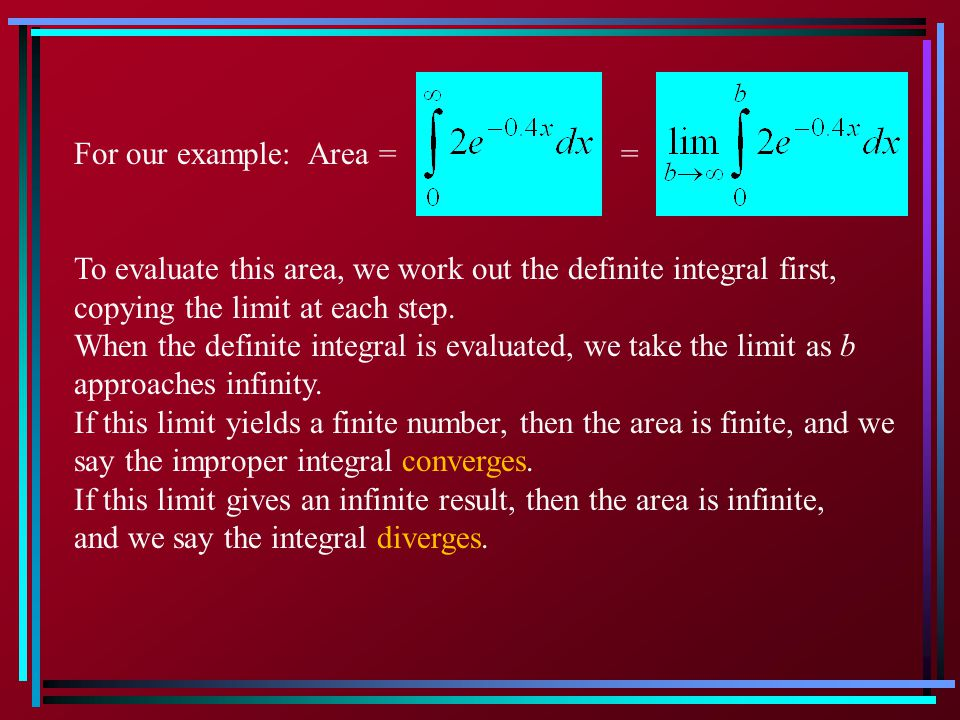  5.7 Differential Equations A differential equation is an equation which involves a derivative.
