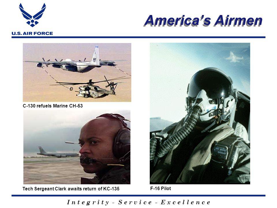 I n t e g r i t y - S e r v i c e - E x c e l l e n c e America's Air Force Brain Teaser: NNNN NME