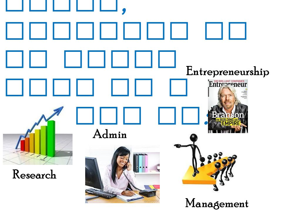 History + Maths, Business or IT could lead to a career in : Management Research Admin Entrepreneurship