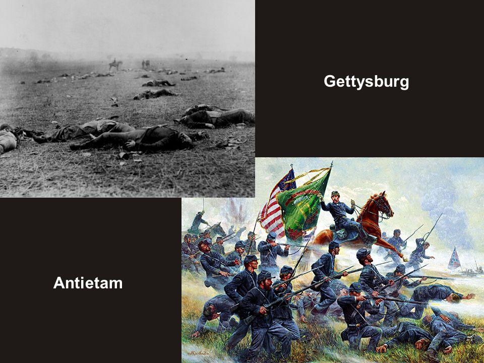 Gettysburg Antietam