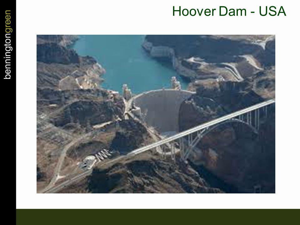 Hoover Dam - USA