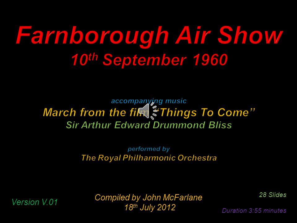 Compiled by John McFarlane 18 th July 2012 18 th July 2012 28 Slides Duration 3:55 minutes Version V.01