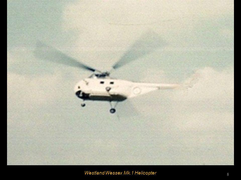 Westland Wessex Mk.1 Helicopter 7