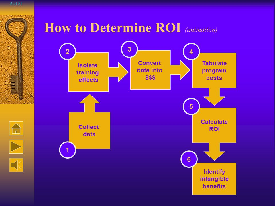 Why Should ROI Be Used.