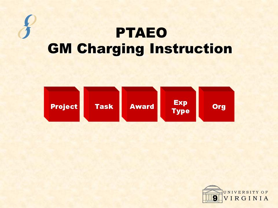 9 GM Charging Instruction PTAEO