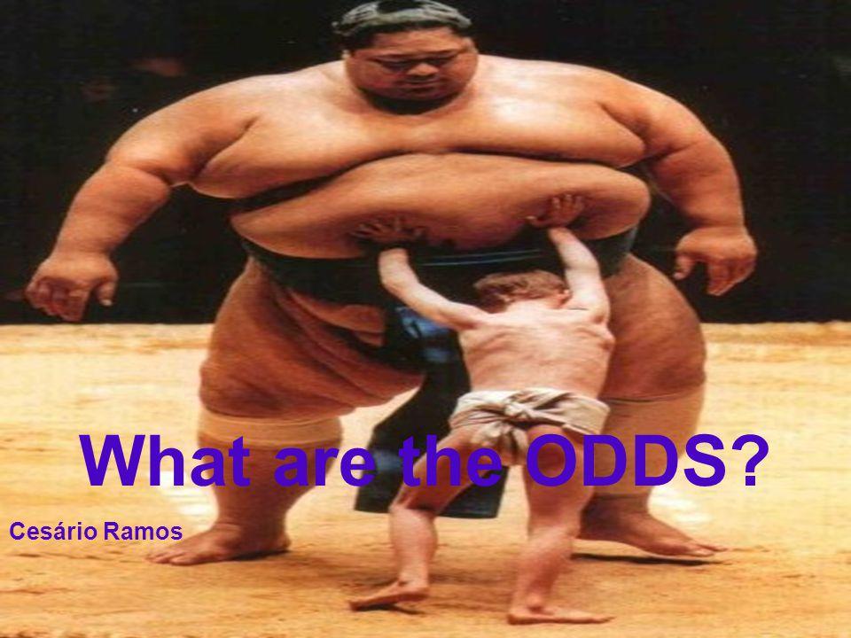 © AgiliX Agile Development Consulting What are the ODDS? Cesário Ramos