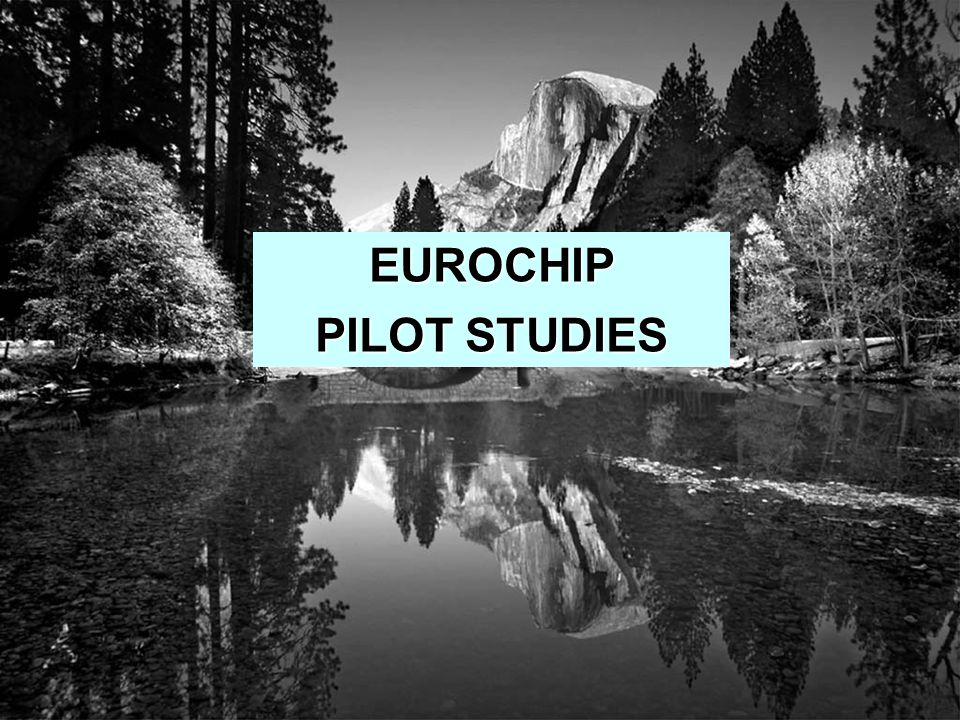 EUROCHIP PILOT STUDIES