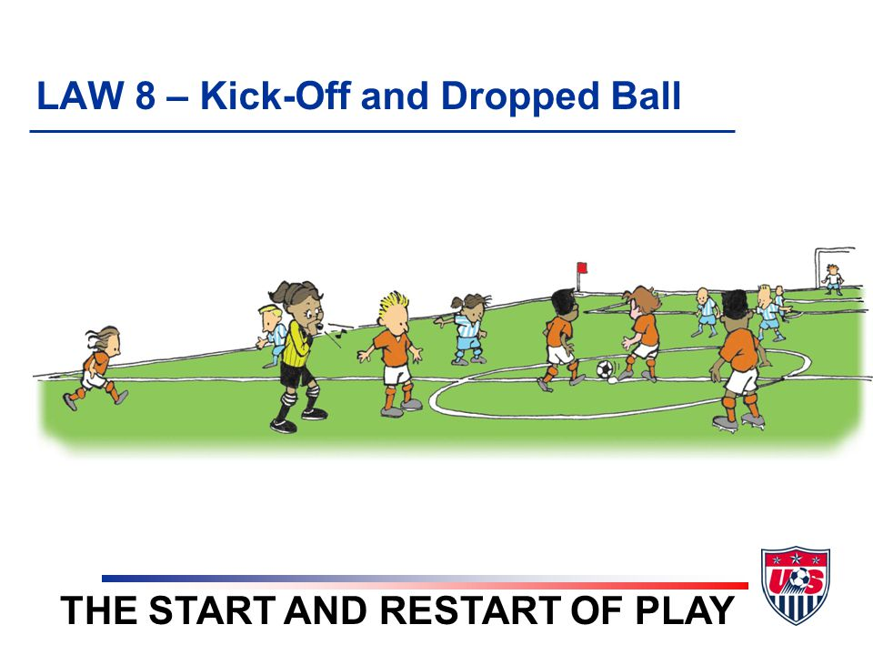 6 TOPICS 1.Kick-off 2. Location of players 3. Scoring directly from kick-off 4.