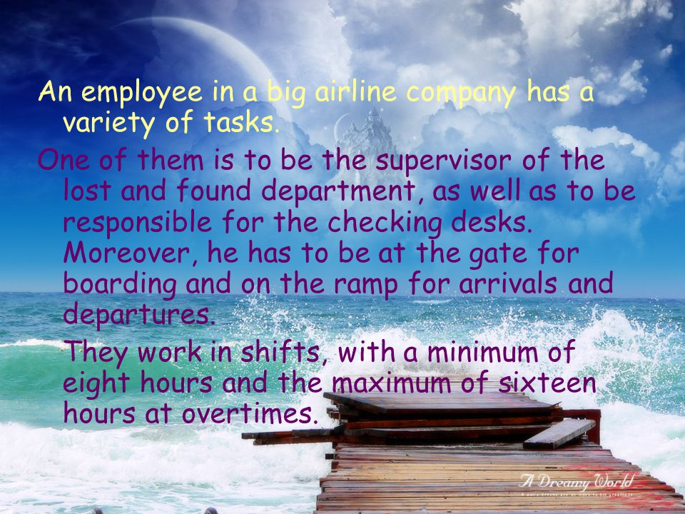 The salary is satisfactory and there is definitely the possibility for promotion, depending on job performance, additional skills and behavior.
