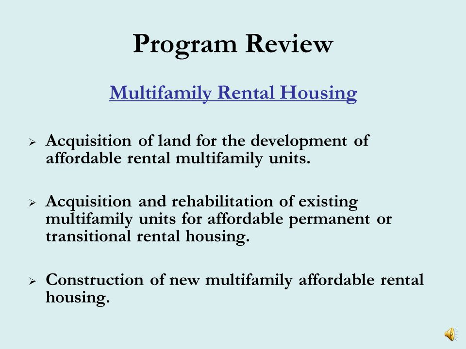 Program Review Homebuyer Activities - Affordability Period Exercise II 2) Affordability period under recapture option: 5 years Downpayment assistance as an direct assistance to homebuyer:$14,200 Development assistant to the unit for $25,000 is not counted under recapture option in determining the affordability period