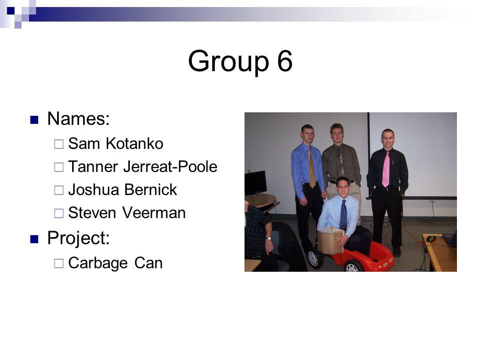 Group 7 Names:  Adam Del Gobbo  Jose Ribon  Mark Neumann  Lauren Hockin Project:  Poncho Pocket