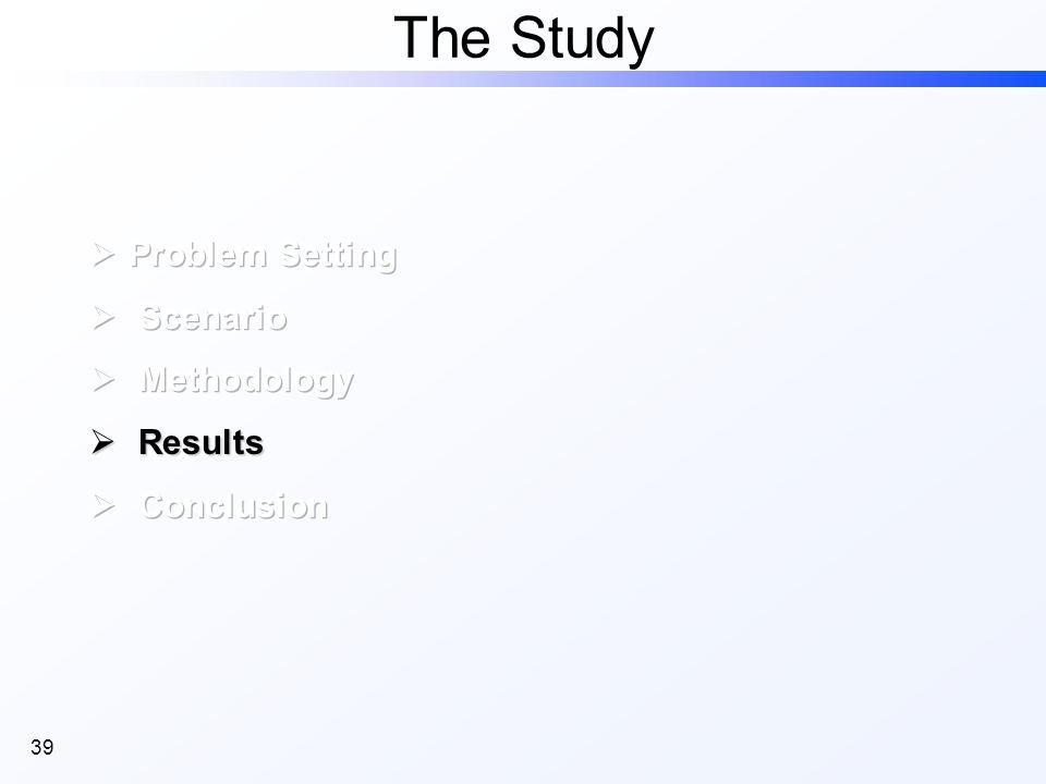39 The Study