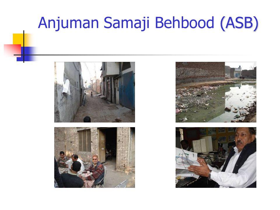 (ASB) Anjuman Samaji Behbood (ASB)