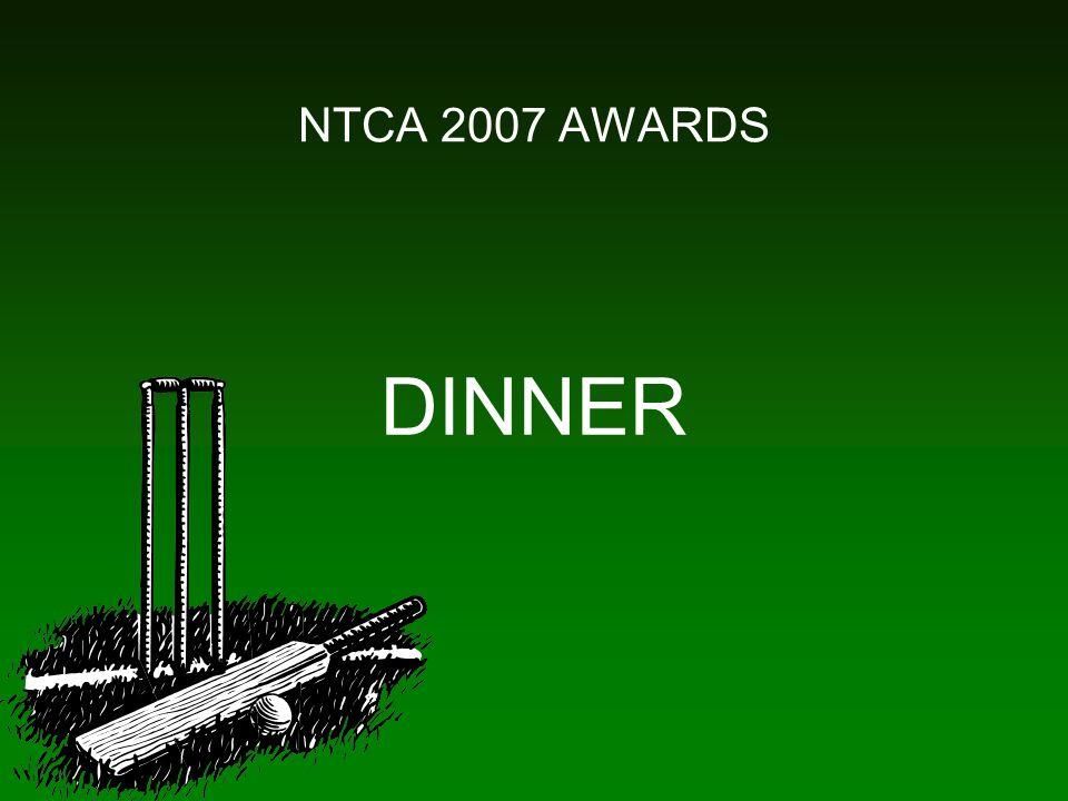 NTCA 2007 AWARDS DINNER