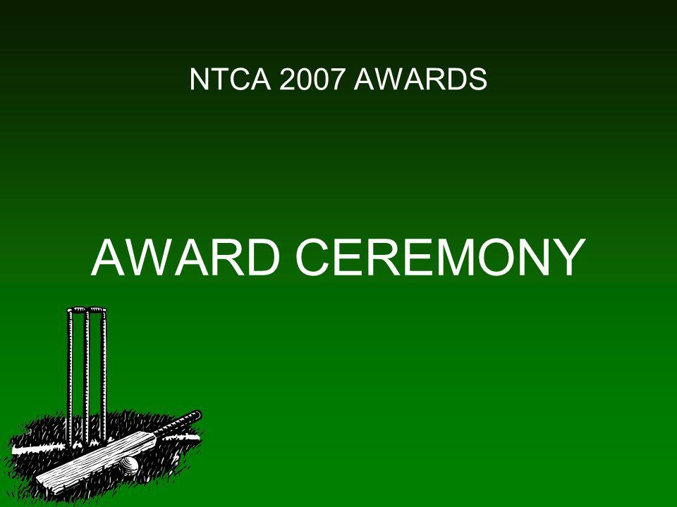 NTCA 2007 AWARDS AWARD CEREMONY