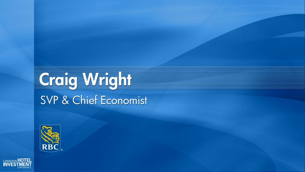 Craig Wright Craig Wright SVP & Chief Economist