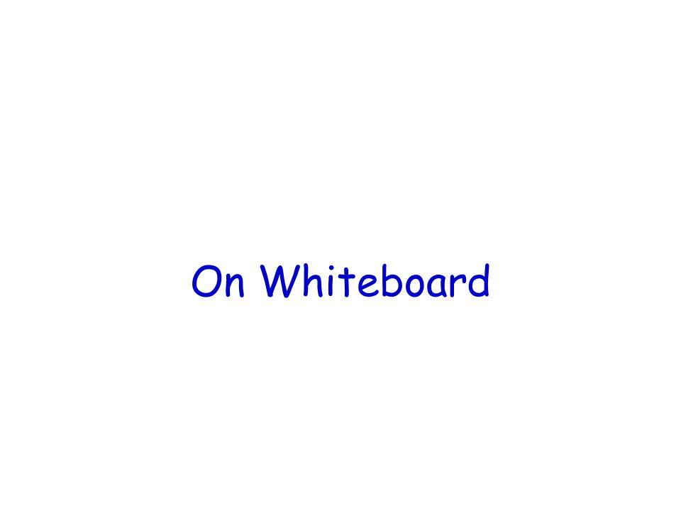 On Whiteboard