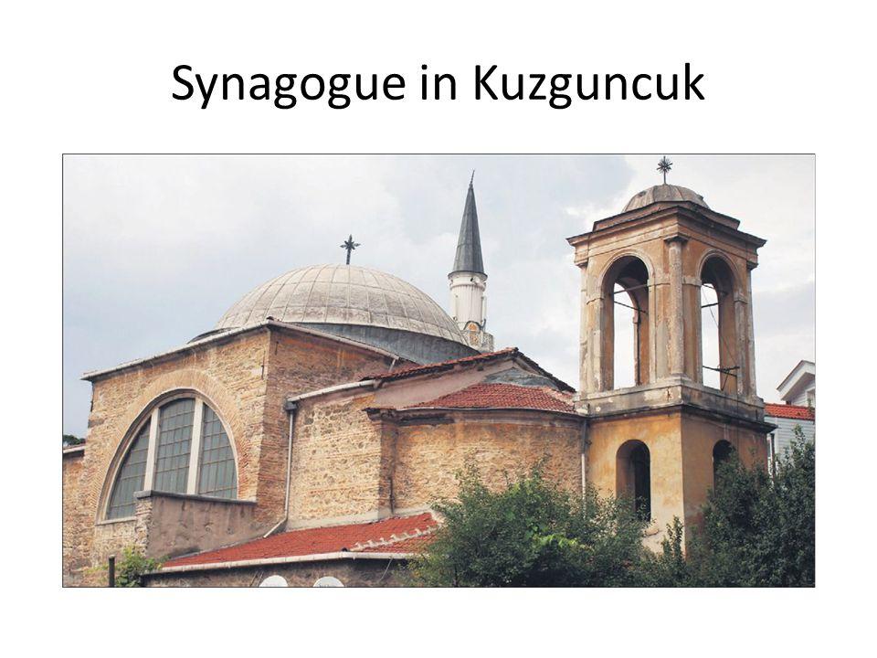 Synagogue in Kuzguncuk