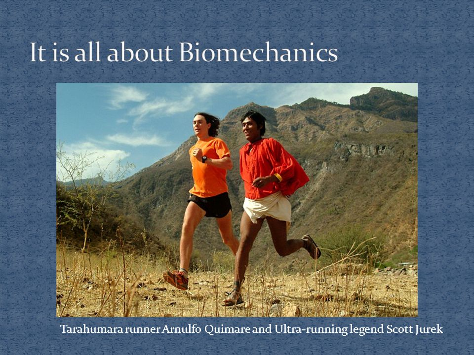 Tarahumara runner Arnulfo Quimare and Ultra-running legend Scott Jurek
