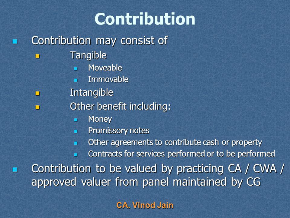 CA. Vinod Jain Cessation of Partners A person shall cease to be a partner when: A person shall cease to be a partner when: The LLP agreement provides