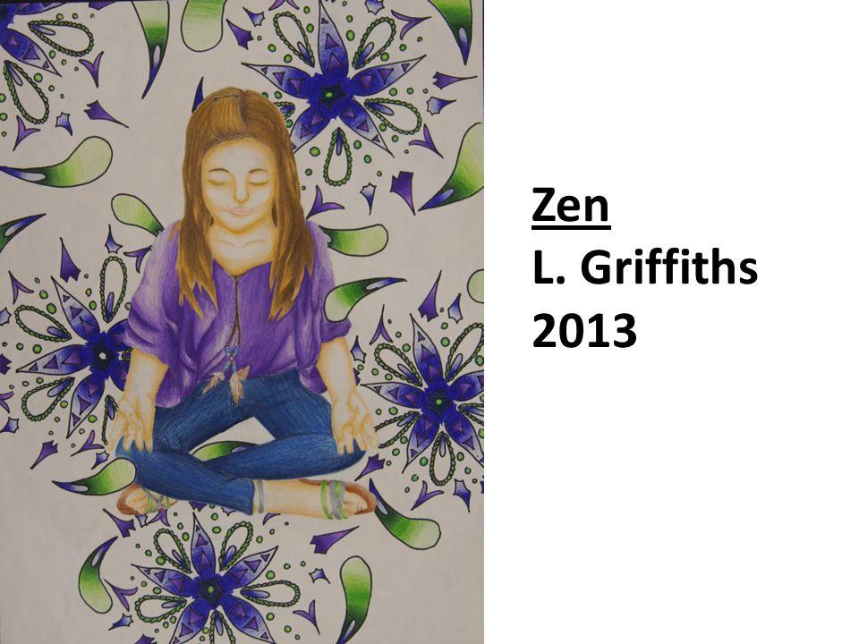 Zen L. Griffiths 2013
