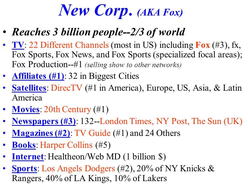 New Corp.