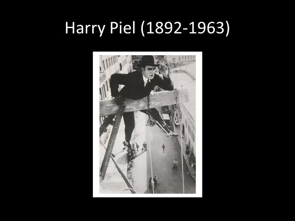 Harry Piel (1892-1963)
