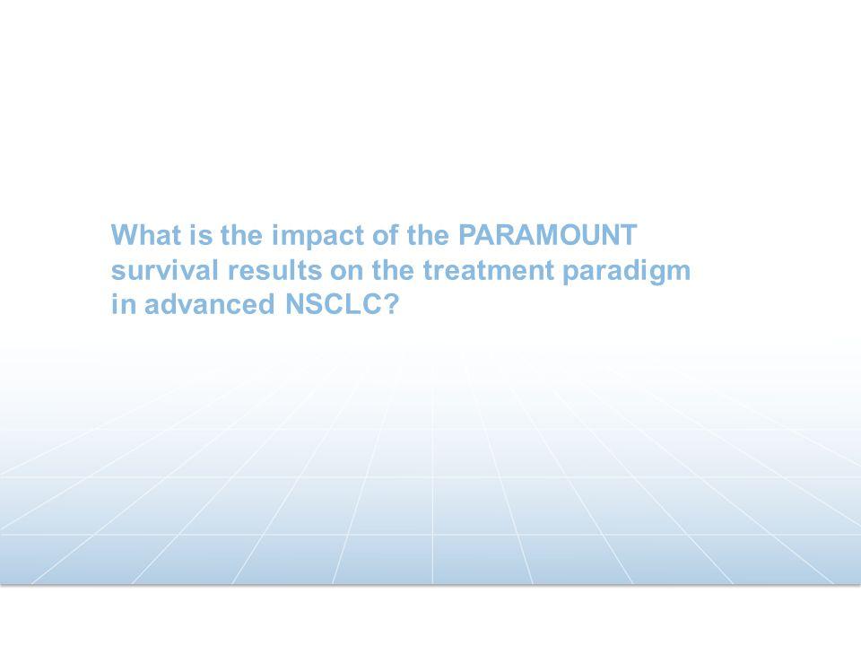 placebo (n=180) %* placebo (n=180) %* 72 43 8 6 4 3 4 2 pemetrexed (n=359) %* pemetrexed (n=359) %* 64 40 32 10 8 6 5 3 2 1 Patients with PDT Drug name Erlotinib Docetaxel † Gemcitabine Vinorelbine Investigational drug Carboplatin Paclitaxel Pemetrexed Cisplatin *Data expressed as % of randomized patients.