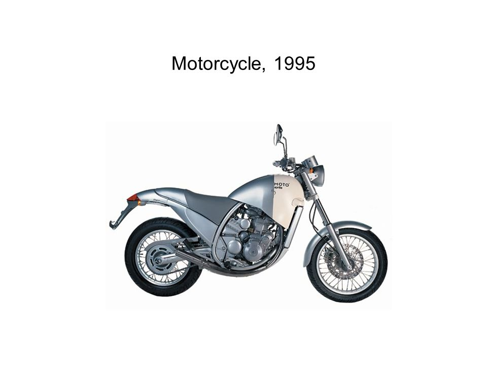 Motorcycle, 1995