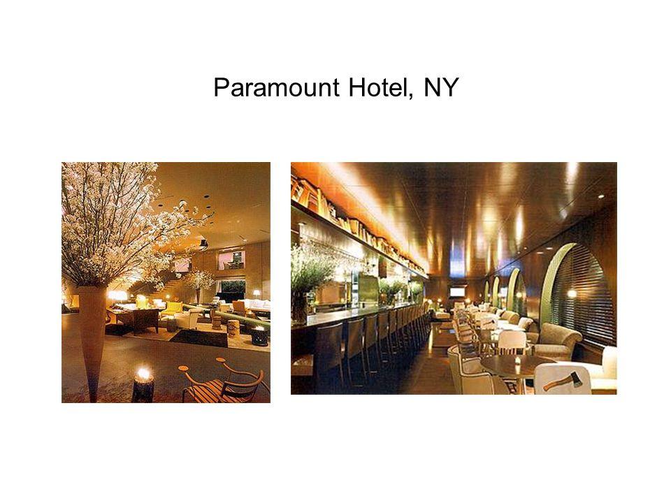 Paramount Hotel, NY