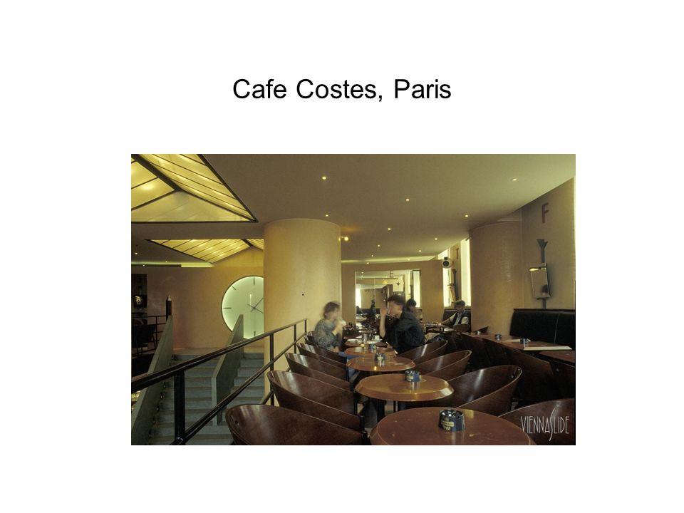 Cafe Costes, Paris