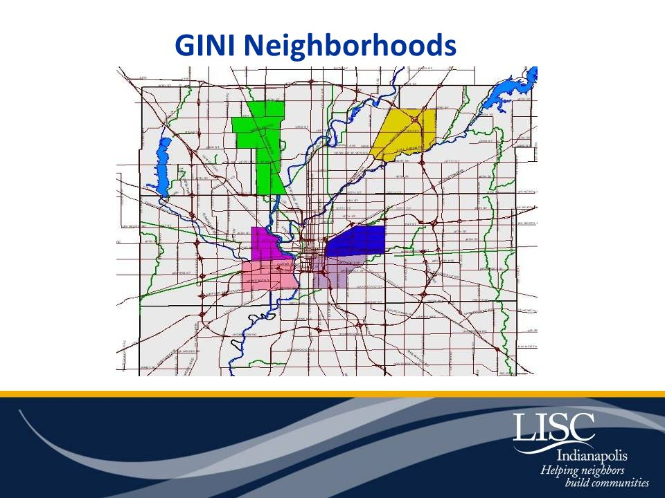 GINI Neighborhoods