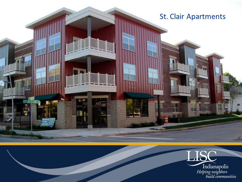St. Clair Apartments