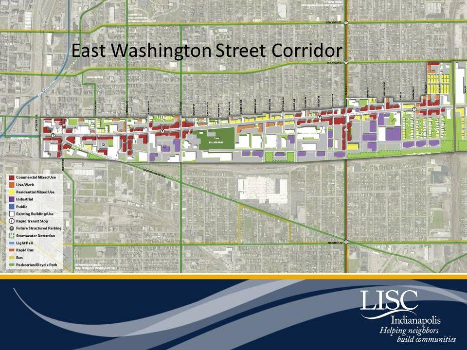 East Washington Street Corridor