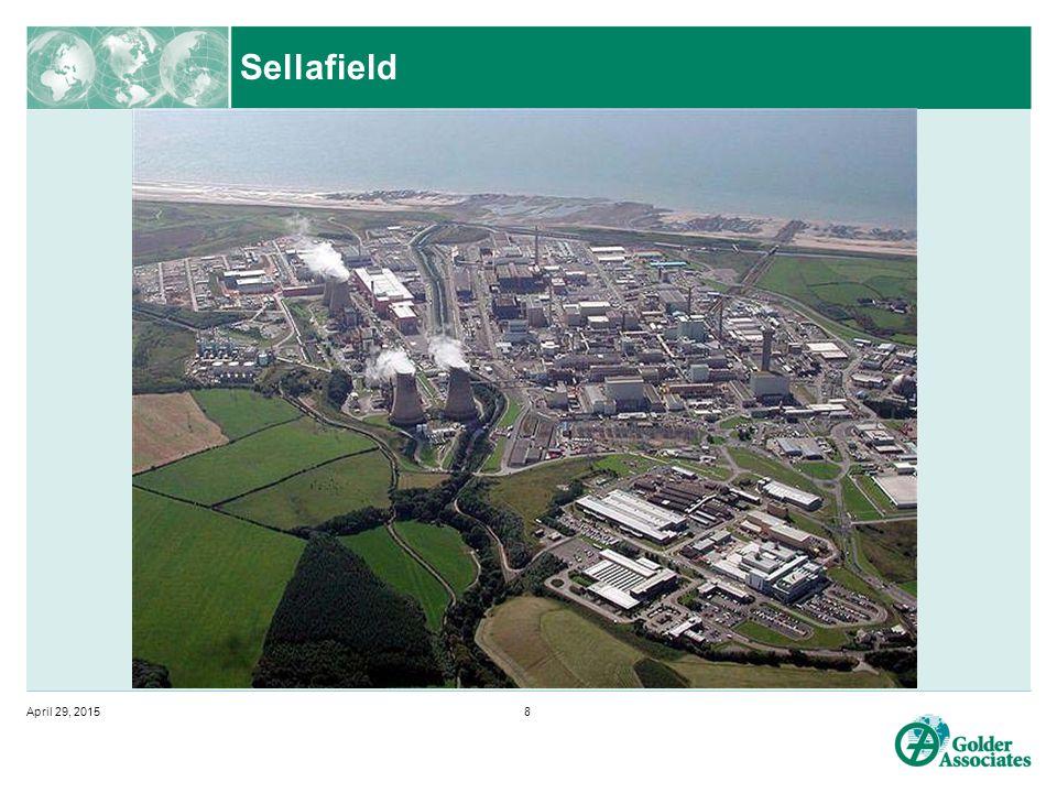 Sellafield April 29, 20158