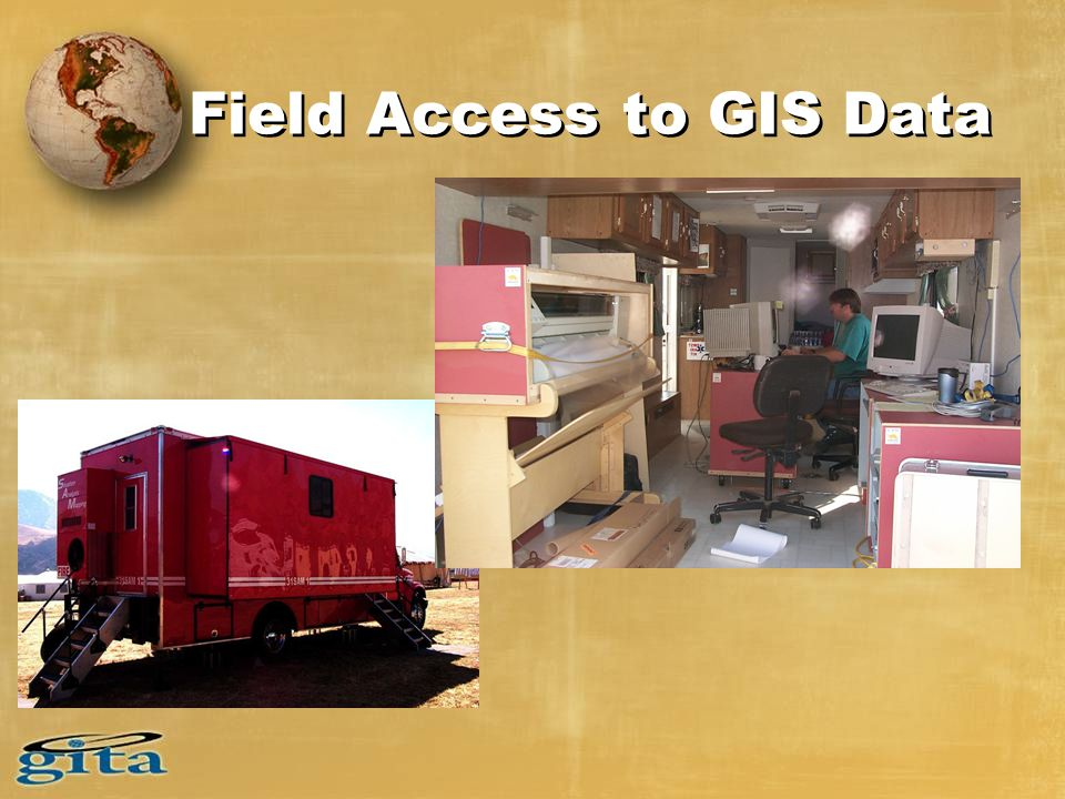 Field Access to GIS Data
