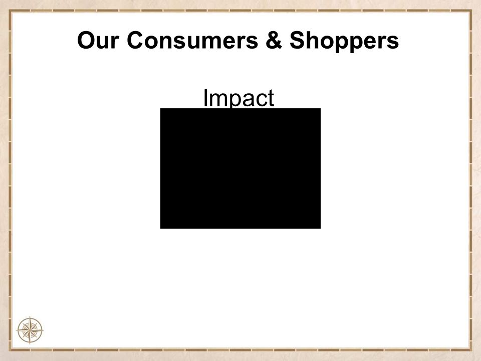 Changes in Shopper Behavior 0% 5% 10% 15% 20% 25% 30% 35% 40% 45% 50% JuneJulyAugustSeptemberOctoberNovemberDecember % of consumers Cutting holidays abroad Cutting car purchase Buying higher quality premium food and beverages Increasing or maintaining spending on staycations Spending on Indulgences Shoppers increase their hesitancy with big expenses, but continue to indulge in food and beverage Source: Data Monitor Recovery from Recession March 2010