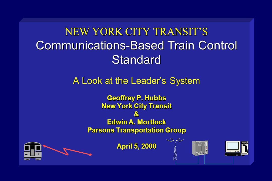 Contract Innovations Listen, listen, & listen Partnering –Between all parties, Contractor, Consultants, and NYCT Working Groups –Established to cover critical topics and subsystems no surprises –Led by the Systems Engineering Group, others have been formed to help the contractor develop the design in a no surprises atmosphere Co-located Teams