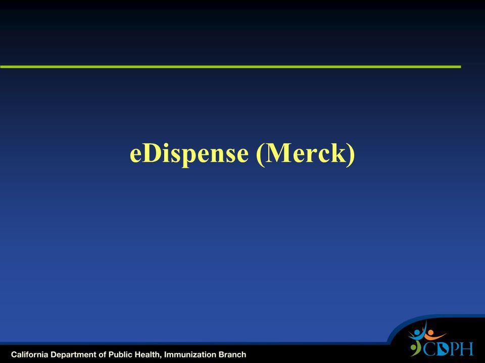 eDispense (Merck)