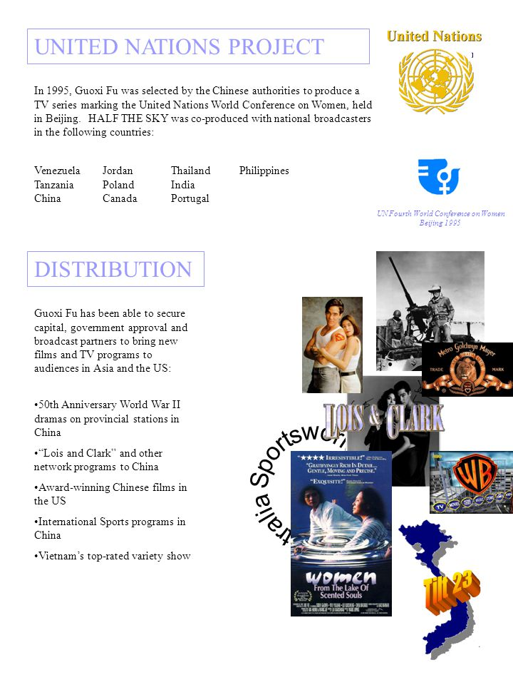 ET ASIA ENTERTAINMENT GROUP In 1996, Guoxi Fu created ET Asia, a joint venture with Paramount Pictures for producing entertainment projects in Asia.