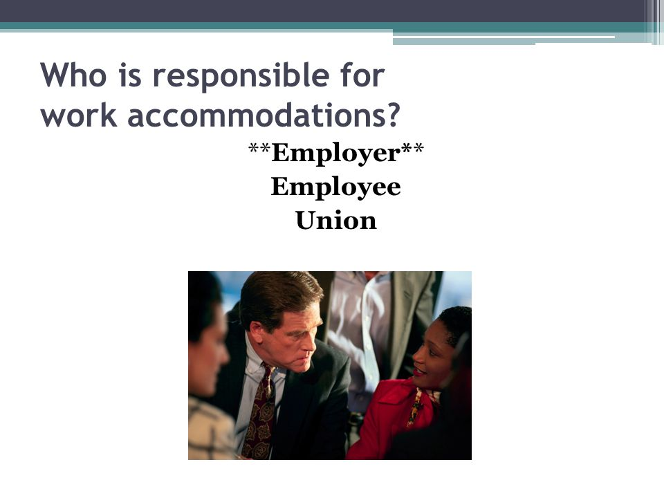 Bona Fide Occupation Requirement Good Faith and rationally connected.