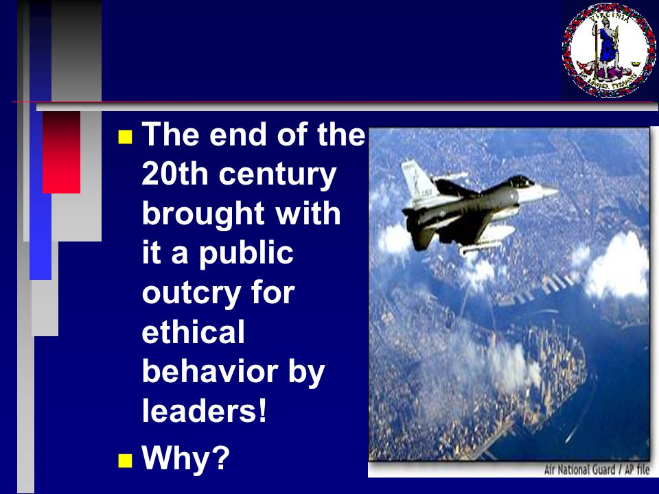 Why the Call for Ethical Leaders.n The O.J.