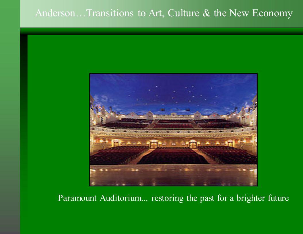 Paramount Auditorium...