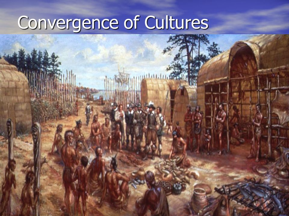 The Powhatans and the English The Powhatan Indians, who had inhabited the tidewater region of present-day Virginia for hundreds of years, were an established society ruled by a paramount chief named Wahunsenacawh, also known to history as Powhatan.