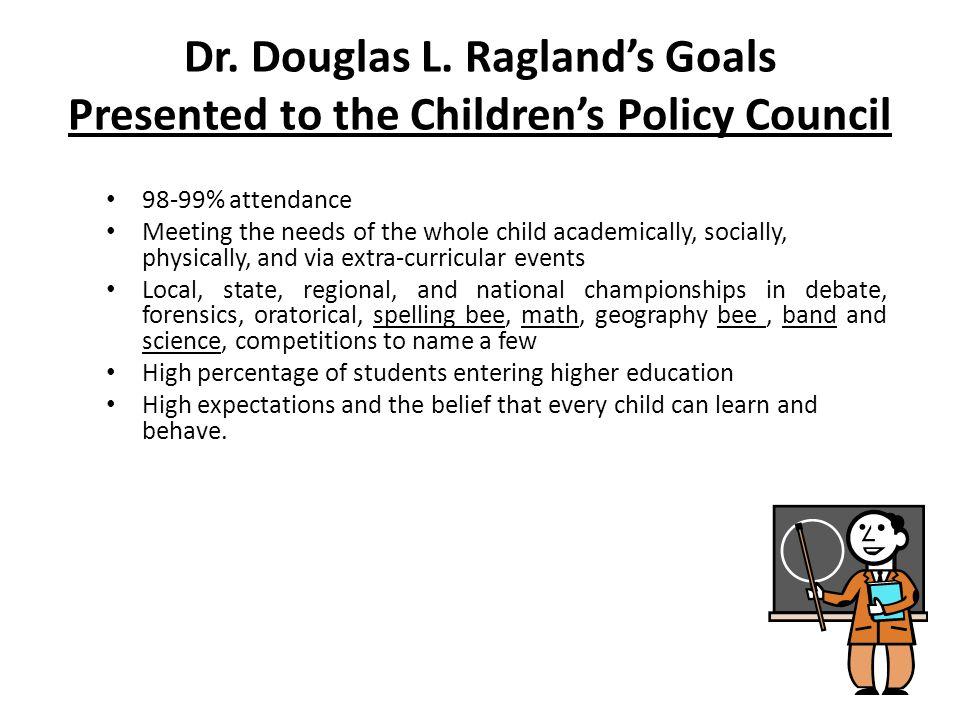 Dr. Douglas L.